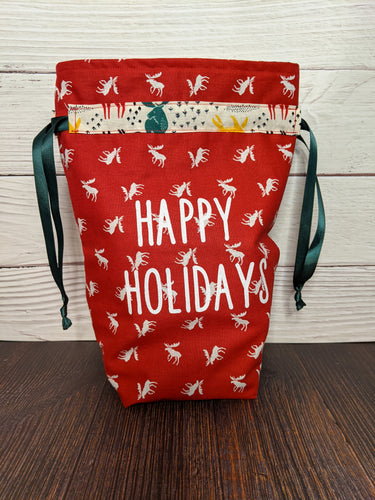 Happy Holidays Gift Bag