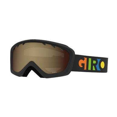 2021 Giro - Bell Sports Chico Youth Goggle - Party Blocks w/ AR40