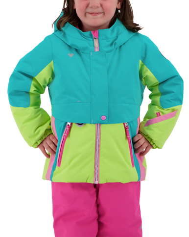 2021 Sport Obermeyer Limited Girl's Stormy Jacket
