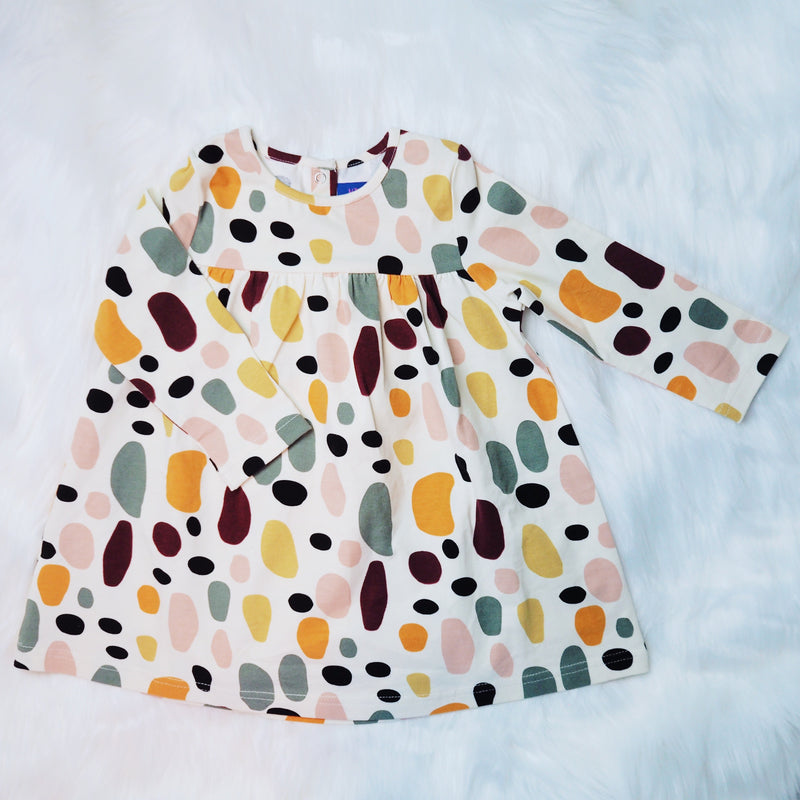 Kidpole Organics Pebbles Dress