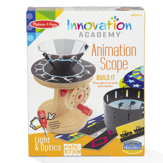 Melissa & Doug: Animation Scope