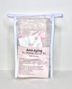 At Home Anti-Aging Facial Kit