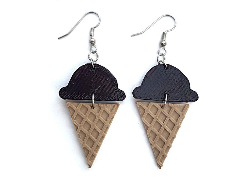 Ice Cream Earrings