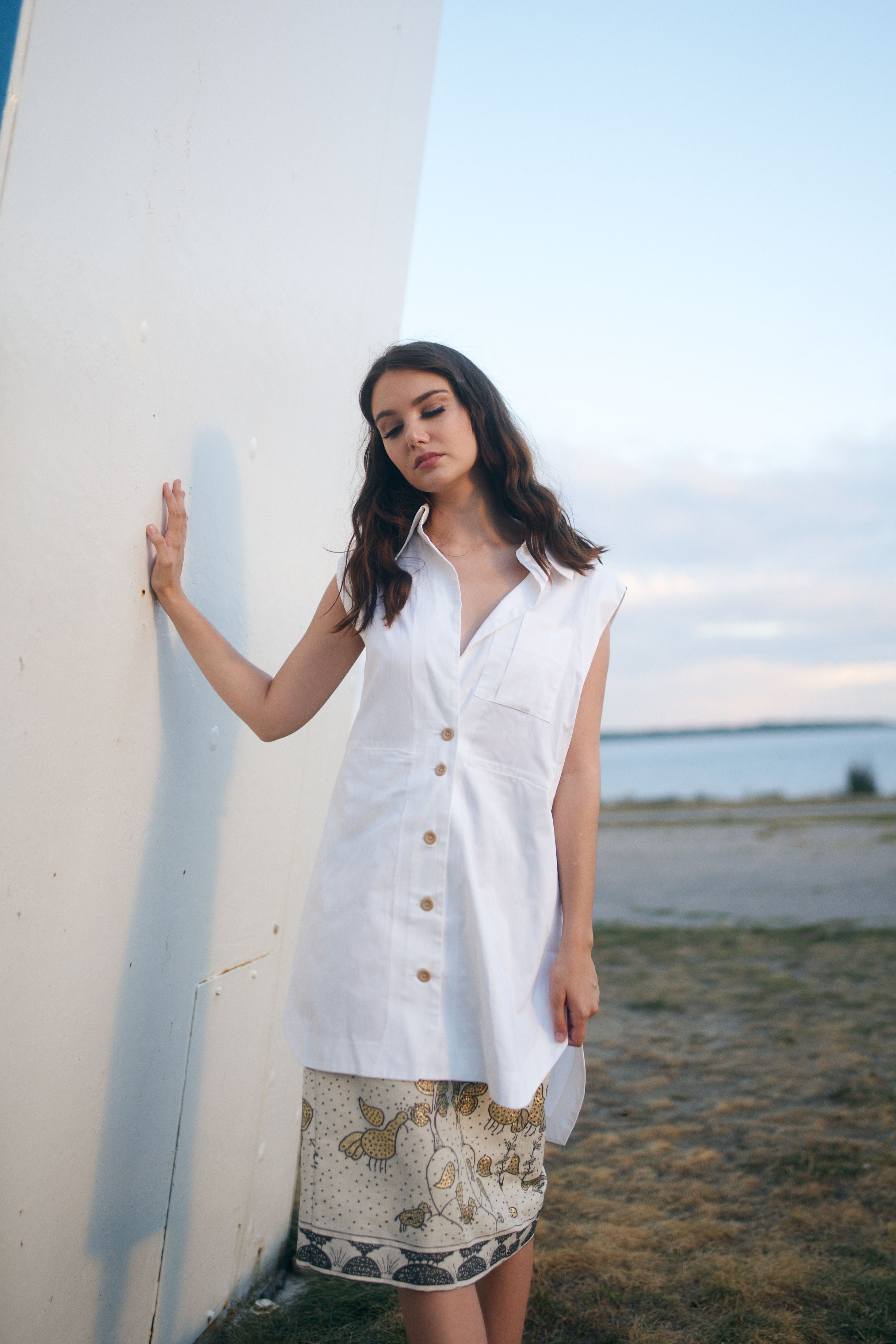 ERGON MYKONOS Megaris Dress