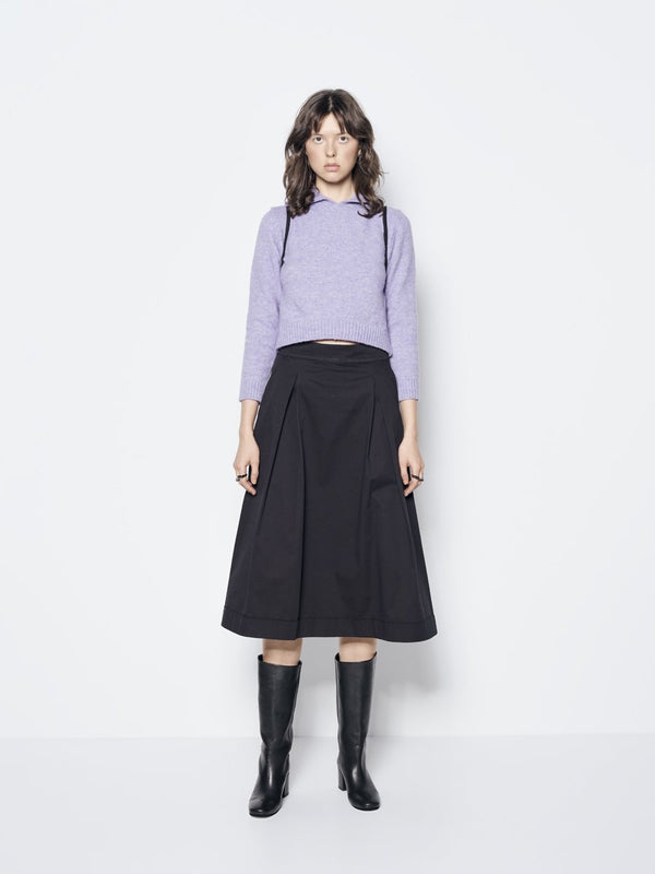 IOANNA KOURBELA Blurry Lightness Hooded Top