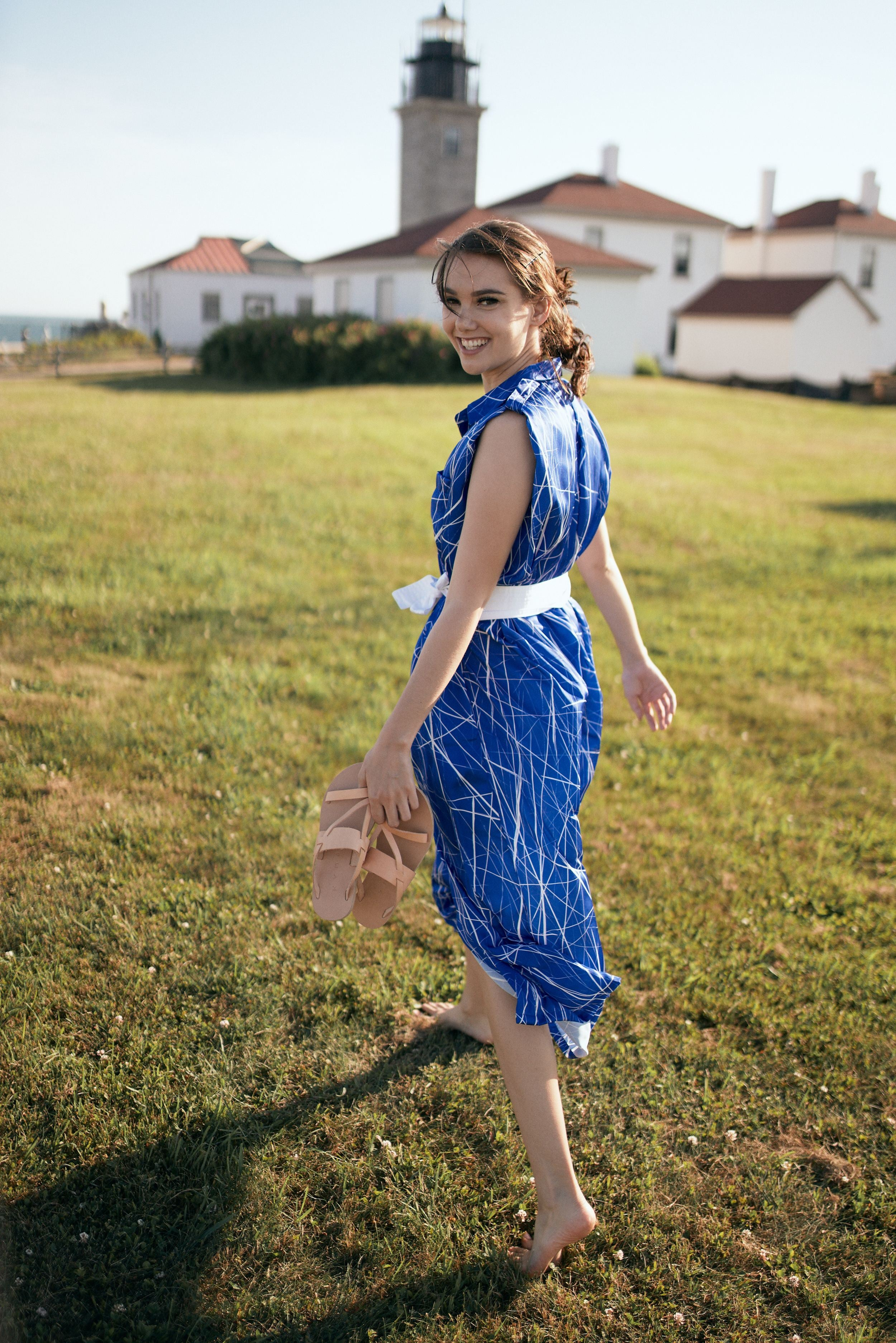 ALEXIA RAISI Kyoto Shirtdress Pattern