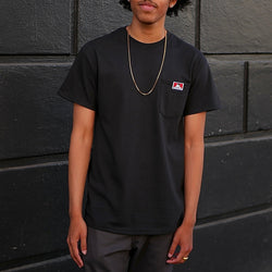 Ben Davis Gorilla Logo Pocket T-Shirt black