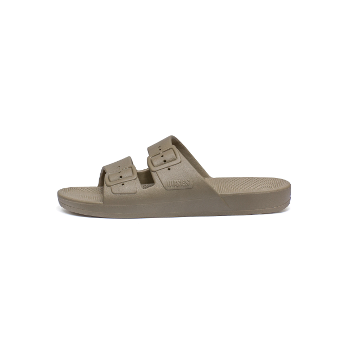 Freedom Moses Basic Khaki Slides