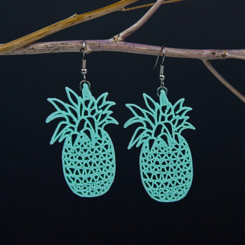 Pineapple Earrings - Cityhome