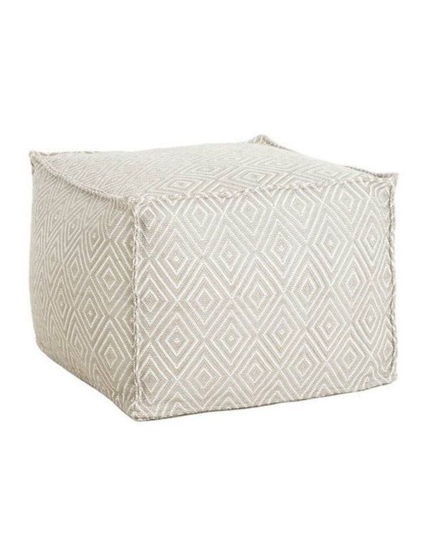 Walden Indoor/Outdoor Pouf