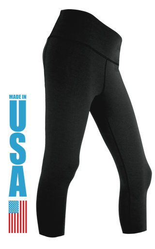 2021 Polarmax Women's Solid Capri