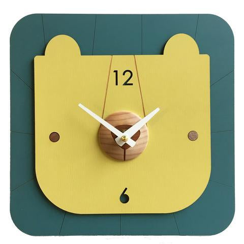 Tree by Kerri Menagerie Clock