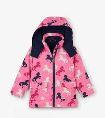 Hatley 4-in-1 Playful Horses Winter Jacket