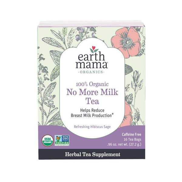 Earth Mama Organics No more milk Tea