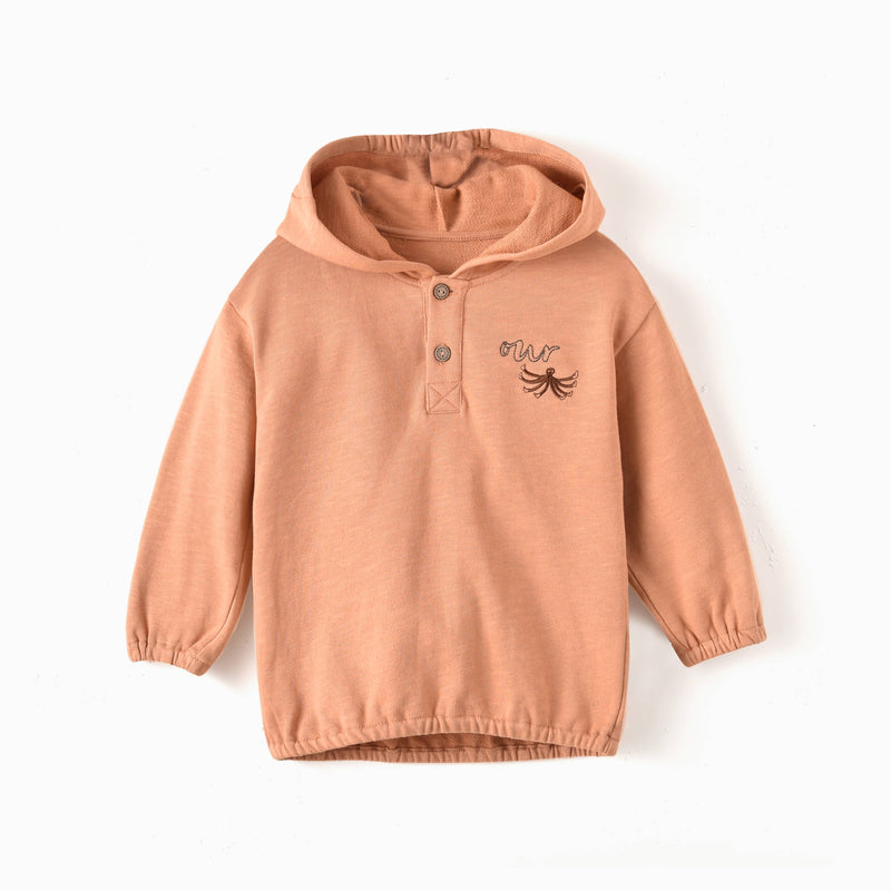 Armand Hooded Sweatshirt