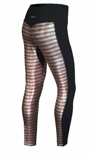 Seirus Innovation Women's Heatwave Mapped Full Length Bottom