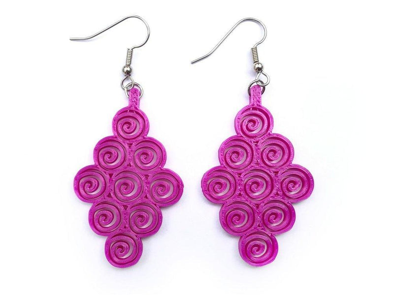 Swirl Earrings