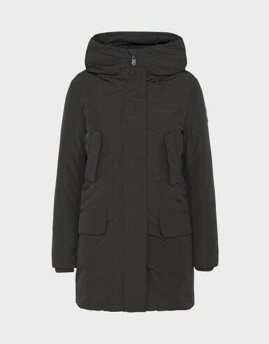 2019 Save The Duck W Copy Hooded Coat