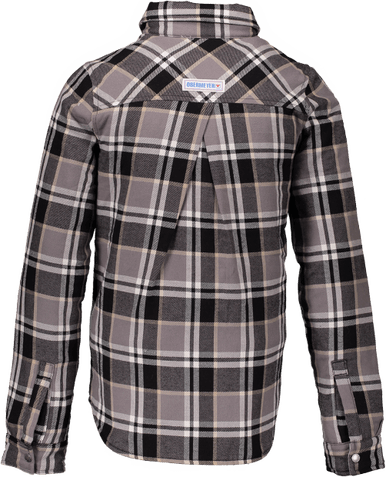 2020 Sport Obermeyer Limited  TG'S Avery Flannel Jkt