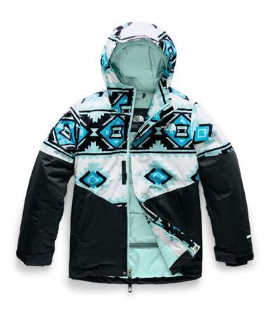 2020 The North Face Girl's Brianna Jacket