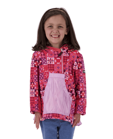 2020 Girl's Aiya Fleece Pullover