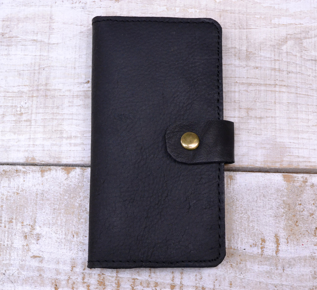 iPhone 6 Plus/6s Plus Case, Leather iPhone Wallet - OakPo Paper Co.