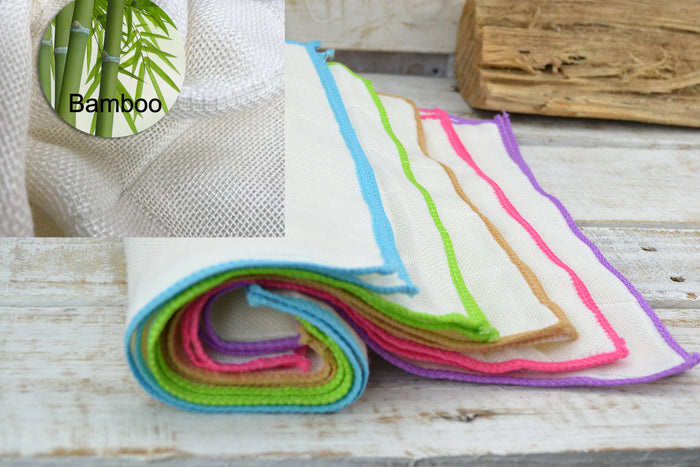 Paperless Towels, Reusable Paper Towels, Dish Towels, Kitchen Cleaning - OakPo Paper Co.