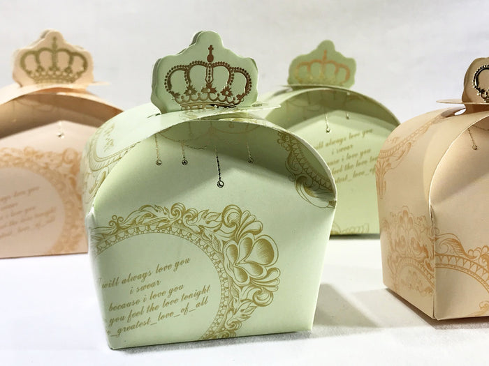 10 Royal Gift Box (B02) - OakPo Paper Co.