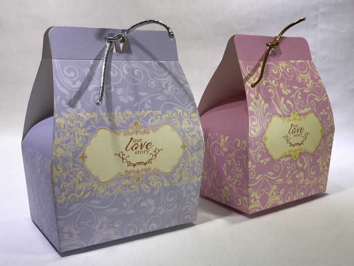 Love Gift Box ( B05 ) - OakPo Paper Co.
