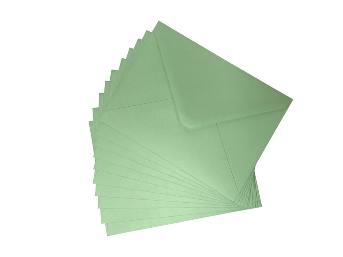 Mint -- A7.5 Envelope - OakPo Paper Co.