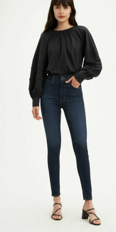 Levi's Mile High Skinny