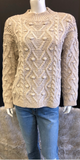 RD Style Tweed Knit Sweater