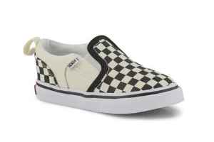 Vans Toddler Asher V ( Checkered )