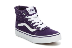 Vans Ward Hi Zip ( Canvas )