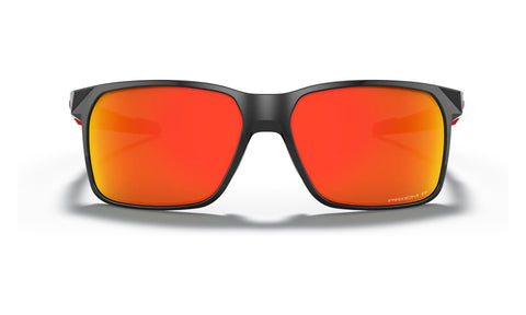 Oakley Portal X polished black w/ prizm ruby polarized