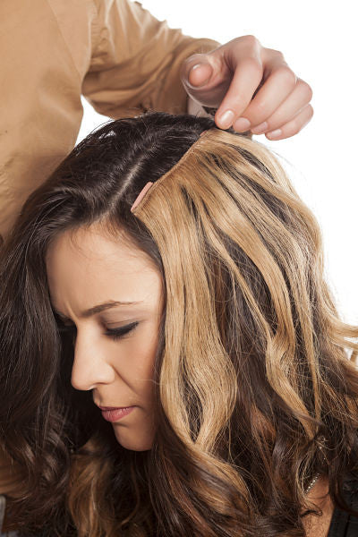 Beware of Clip In Hair Extensions: What You NEED To Know