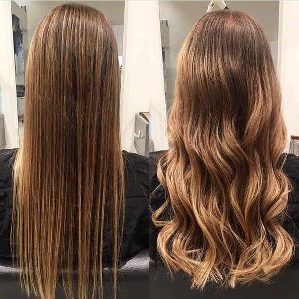 5 reasons why tape extensions are the best hair extension method – glam  seamless hair extensions