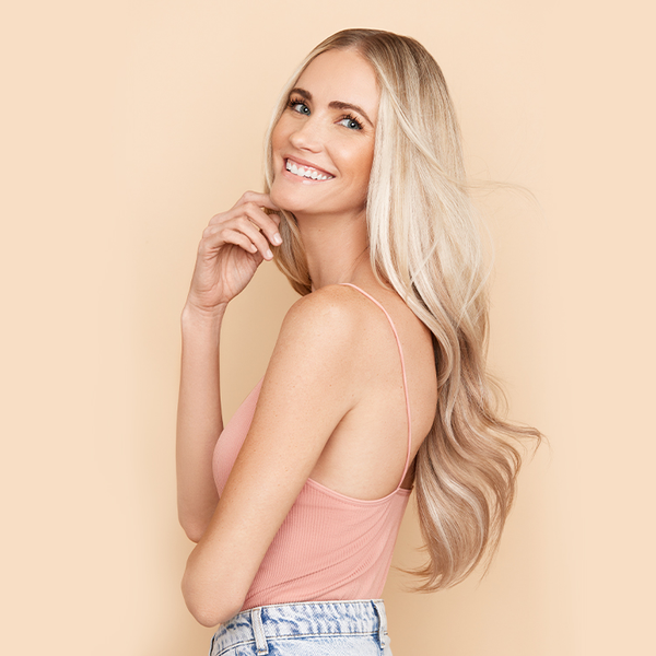 Invisi Tape Skin Weft Human Hair Extensions Glam Seamless Glam