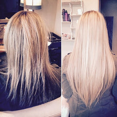 What are the best hair extensions for thin hair but what if you have thin hair there is a concern that by wearing hair extensions you may damage your hair however there is a solution for thin hair pmusecretfo Choice Image