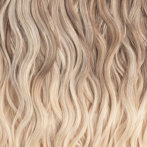 cream-beige-balayage-beach-wave-clip-in