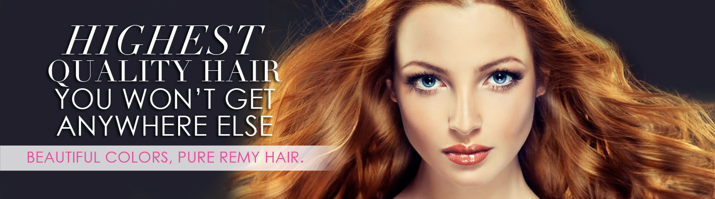 Highest Quality Hair by Glam Seamless