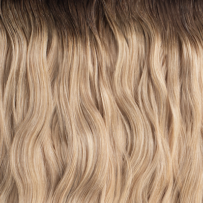 rooted-butter-blonde-beach-wave-clip-in