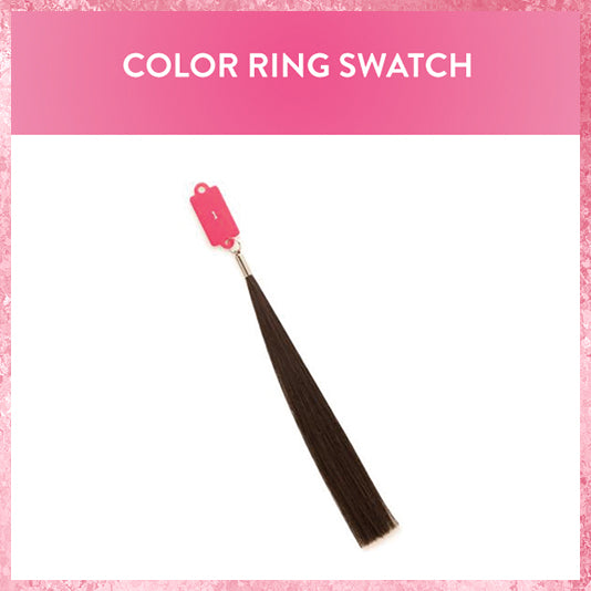 Extension color ring swatch