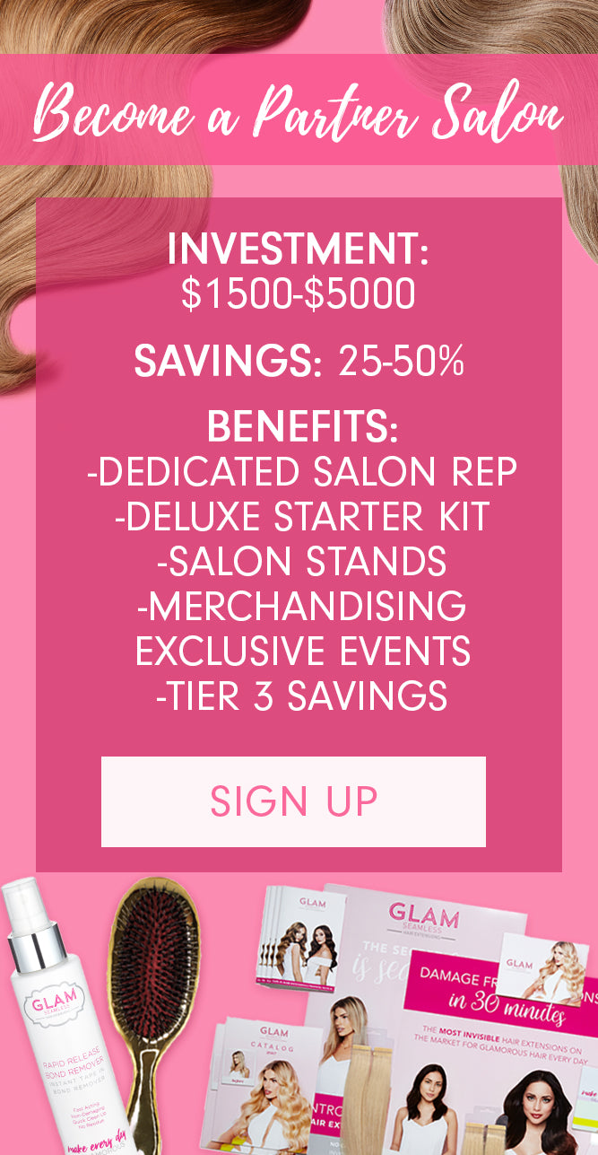 Partner Salon Benefits