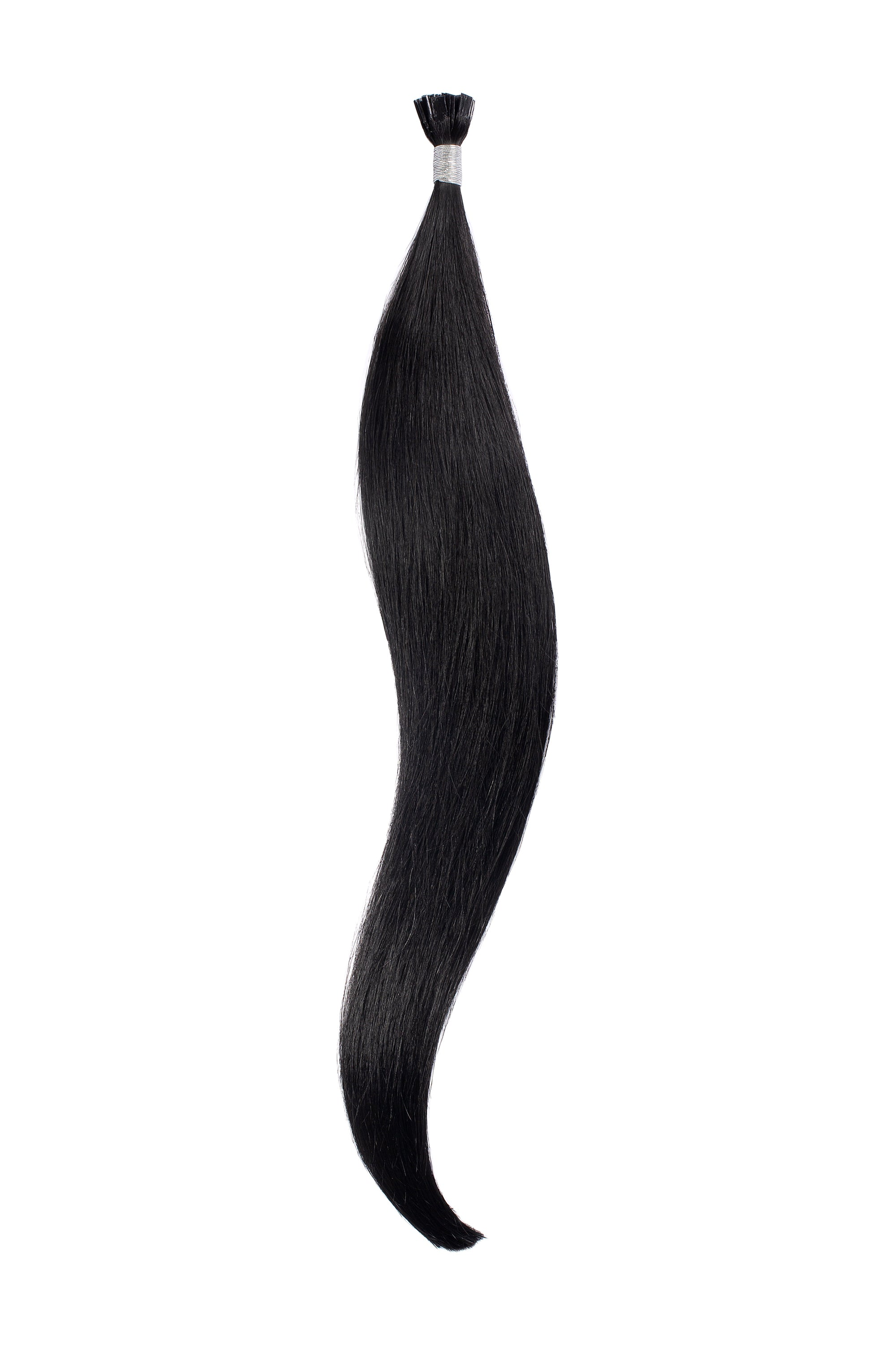 Jet Black (1) Keratin Bond Extension