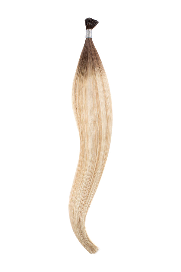 Bright Blonde with Lowlight (13) Keratin Bond Extension