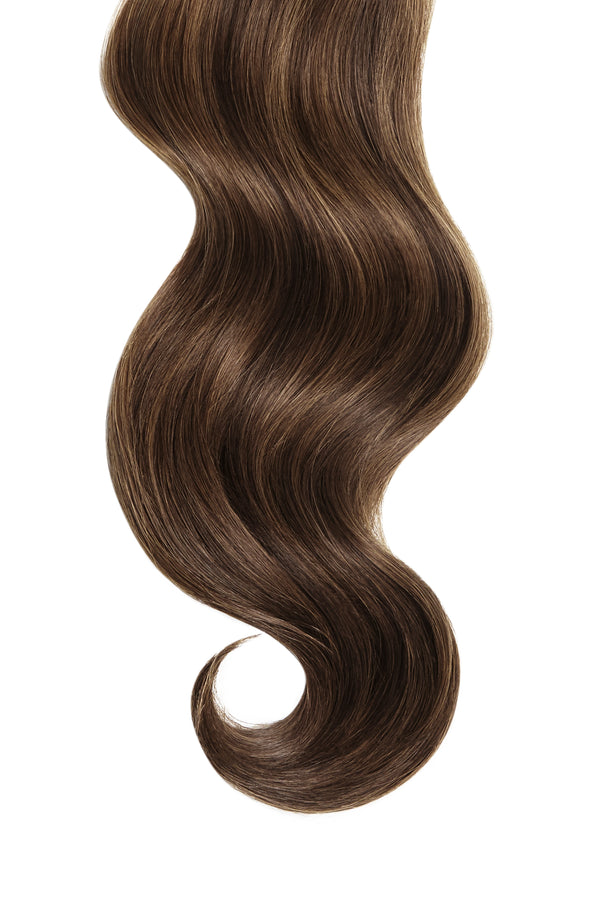 Brunette Highlights Invisi Weft Bundle