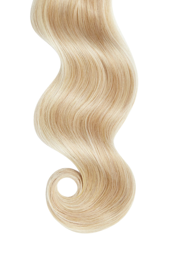 Blonde Highlights Skin Weft Tape In Hair Extensions