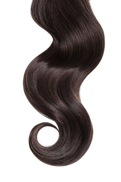 Dark Brown (2) Single Clip Volumizer
