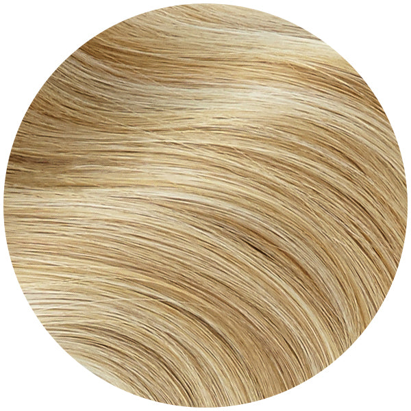 Beach Blonde Highlights Traditional Hair Weft Bundle